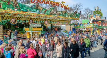 Ab auf das Bayreuther Frühlingsfest 2019!