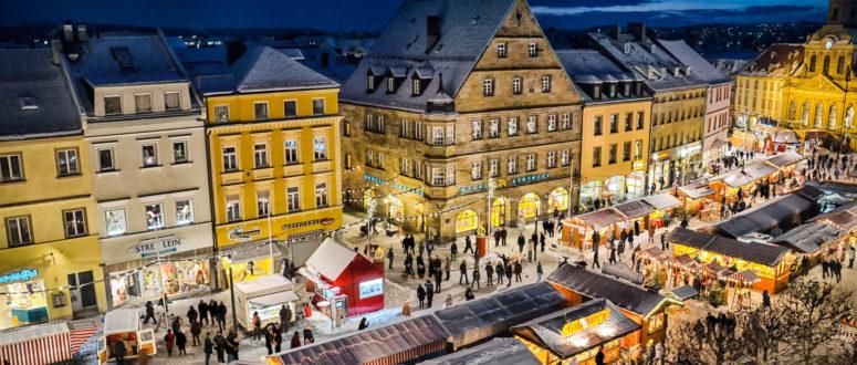 Christkindlesmarkt © Stefan Dörfler