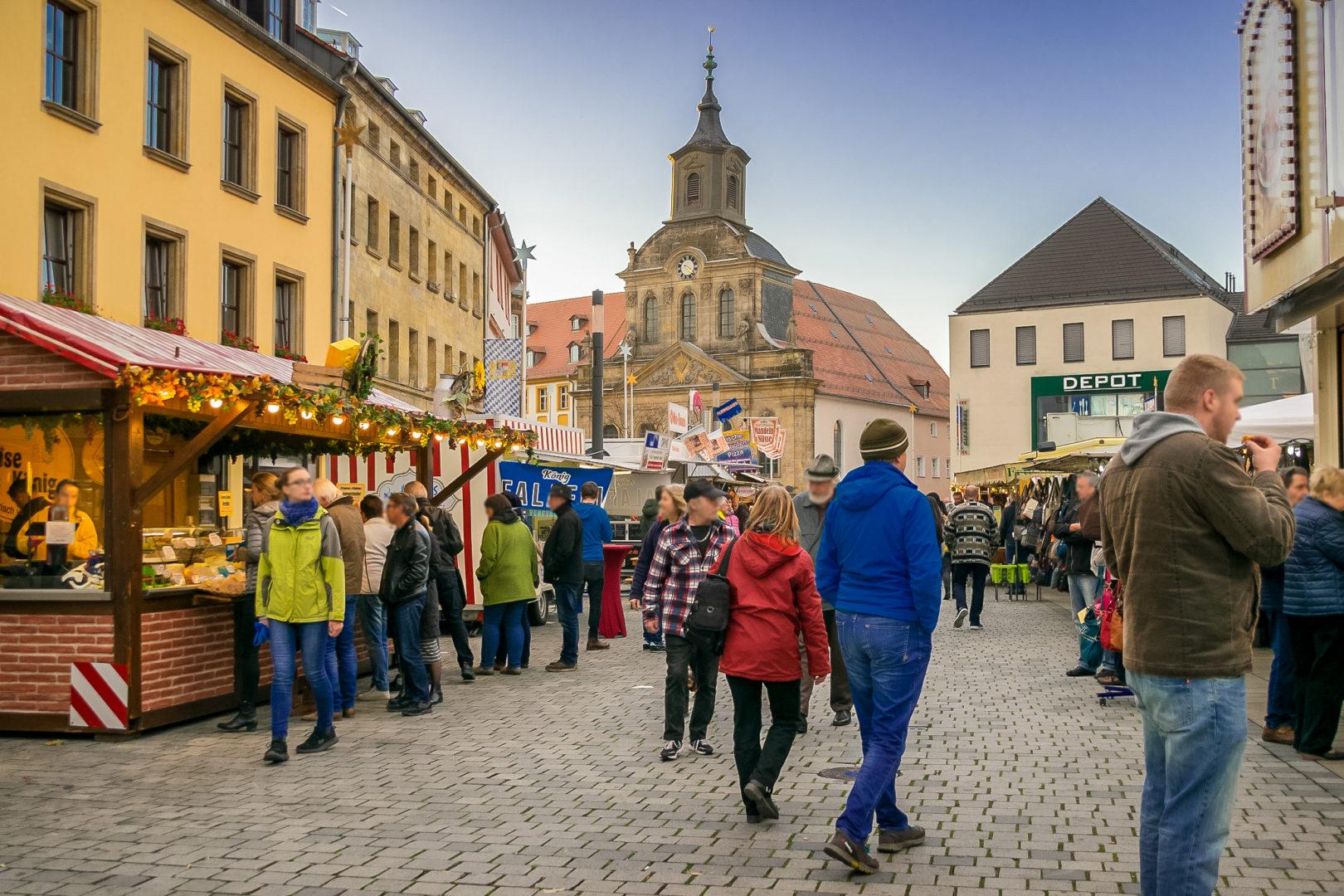 Märkte Bayreuth