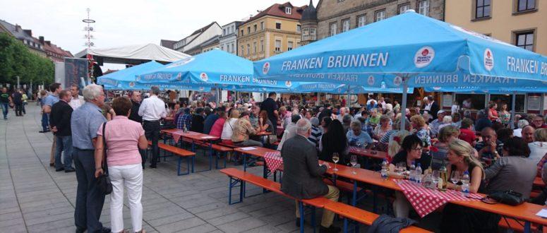 Weinfest am Markt