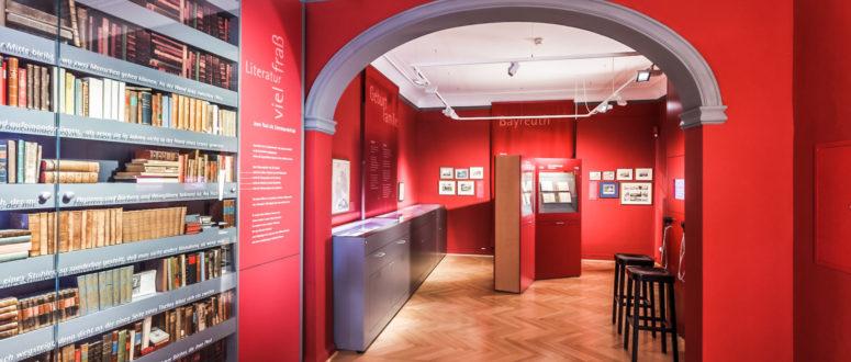 Jean Paul Museum © Jean Paul Museum