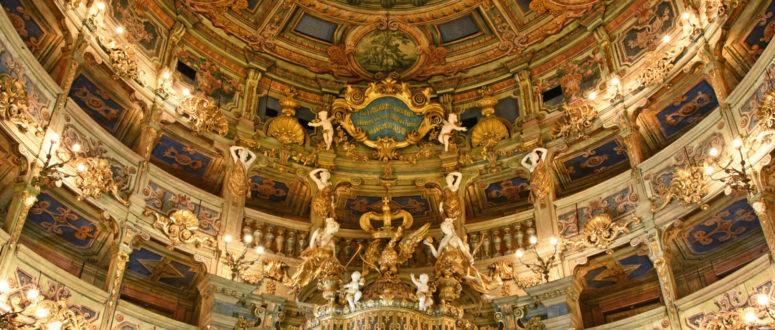 Markgräfliches Opernhaus © Achim Bunz