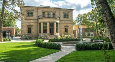 Richard Wagner Museum Gartenansicht © Harbach