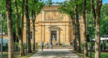 Richard Wagner Museum Frontansicht © Harbach