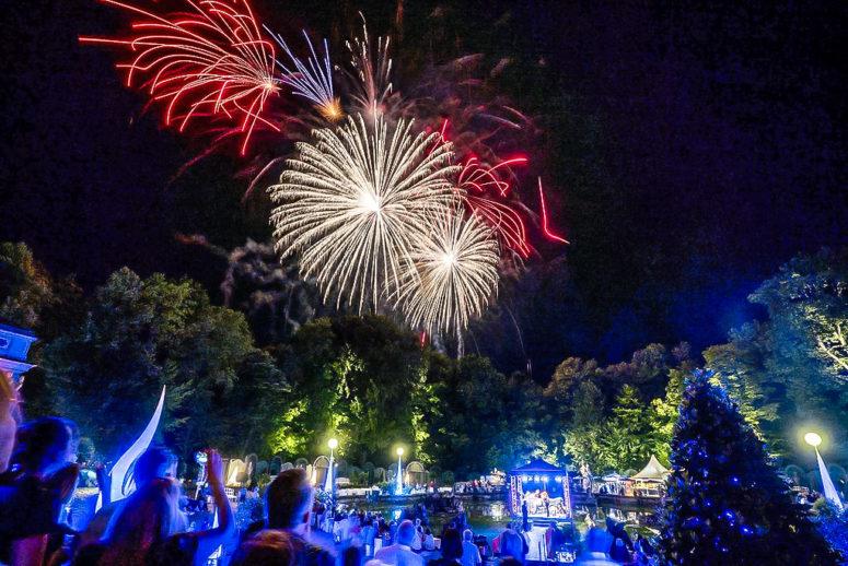 Sommernachtsfest Feuerwerk 2018 © Harbach