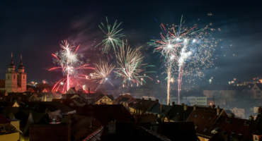 Silvester in Bayreuth (c) Andreas Harbach