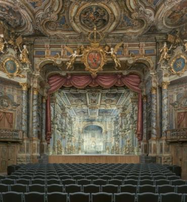Bayreuth Markgräfliches Opernhaus (c) Bayerische Verwaltung der Staatlichen Schlösser und Seen