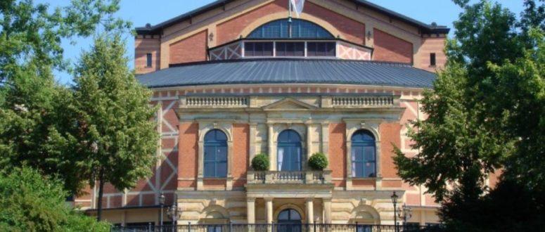 Festspielhaus Bayreuth © Bayreuth Marketing & Tourismus GmbH