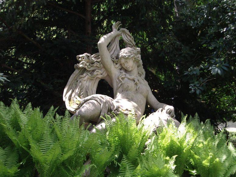 Statue im Hofgarten Bayreuth (c)Bayreuth Marketing & Tourismus GmbH