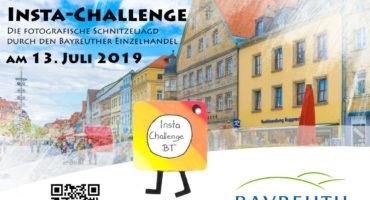 Insta Challenge in Bayreuth
