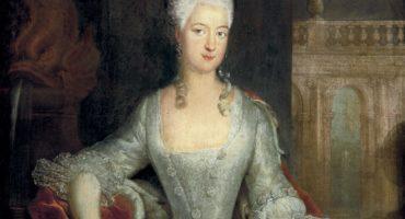 Markgräfin Wilhelmine - eine brühmte Frau von Bayreuth