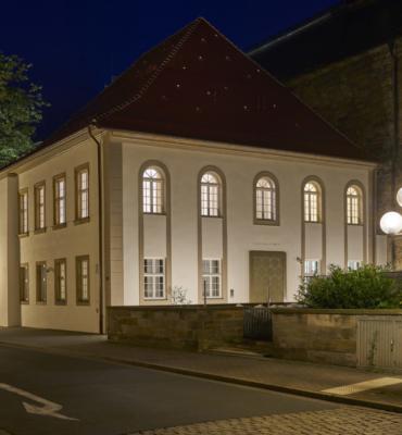 Jüdisches Leben in Bayreuth - Synagoge in Bayreuth