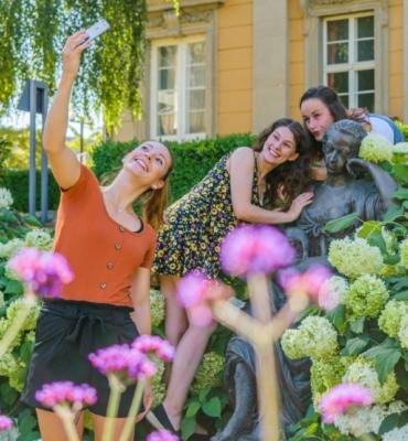 Freundinnentrip Bayreuth