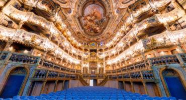 Das markgräfliche Opernhaus — eine Besichtigung mit der Markgräfin Wilhelmine