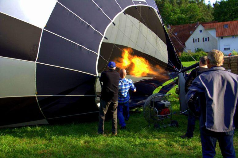 Ballonausflug
