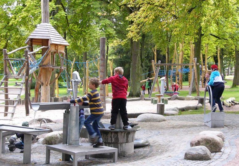 Spielplatz am Röhrensee