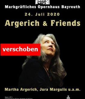 Martha Argerich und Friends