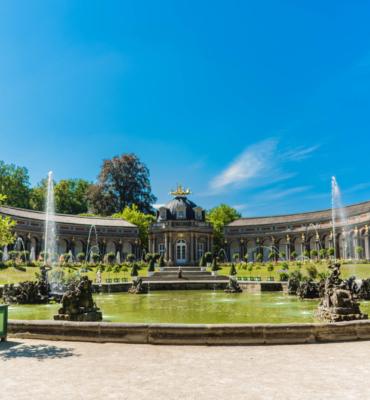 Eremitage Sonnentempel und Orangerie © Bayreuth Marketing & Tourismus GmbH, Meike Kratzer