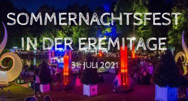 Sommernachtsfest in der Eremitage