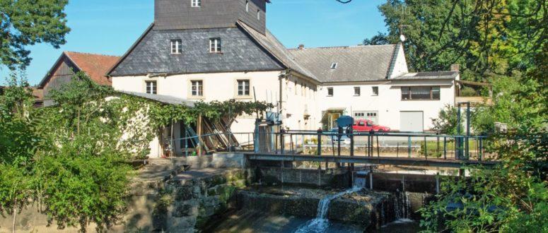Die Mühle als Bestandteil der Markgrafenkultur der Region Bayreuth