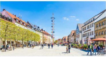 Bayreuther Marktplatz