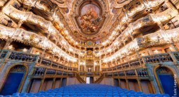 Opernhaus zählt zu den TOP 100 Sehenswürdigkeiten