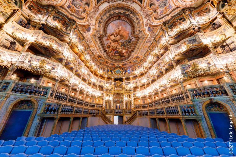 Innenansicht Opernhaus