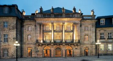 Fassade Markgräfliches Opernhaus Bayreuth