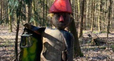 Wander-Geheimtipp: Kinder-Erlebnispfad bei Mengersdorf