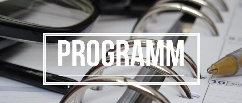 Classic Grand Prix Programm