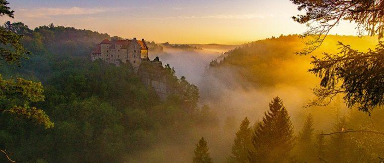 Bild von Gewinnerin Ramona Schirner - Burg Rabenstein