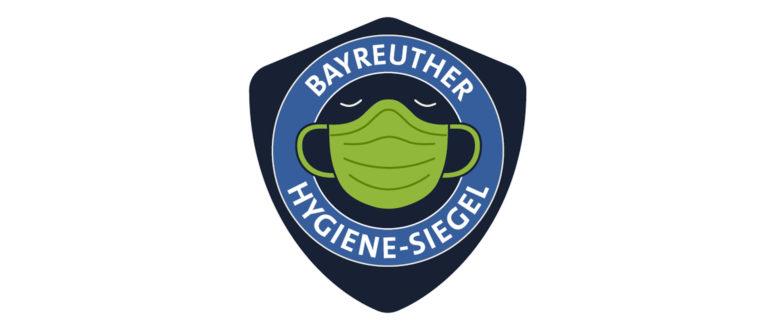Bayreuther Hygienesiegel