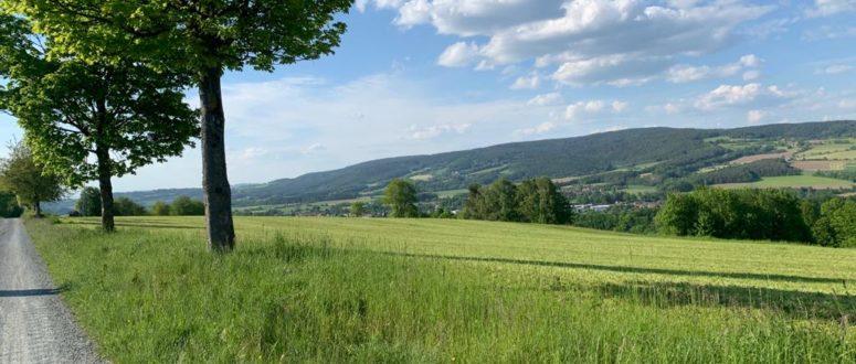 Wanderung Weidenberg