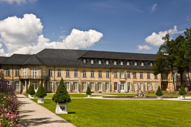 Neues Schloss und Hofgarten