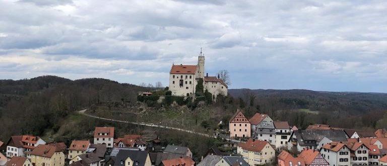 Walli-Maus-Weg in Gößweinstein
