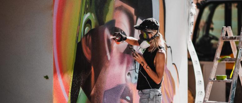Urban Art im Liebesbier