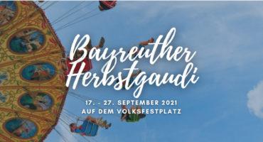 Bayreuther Herbstgaudi auf dem Volksfestplatz