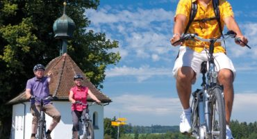 Neue Rad- und Wanderkarte Bayreuth