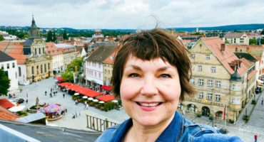 Bayreuth von oben (c) Texterella